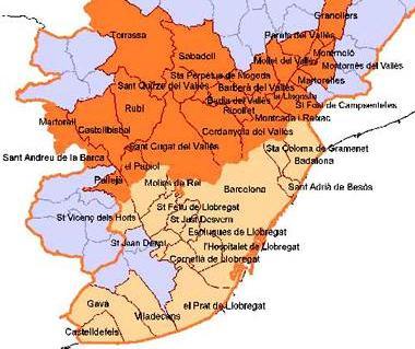 zona gay barcelona mapa